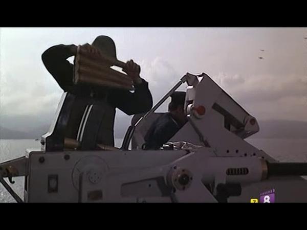 Llamas sobre el Adriático 1968 película en español