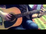 (Face2Face, Noize Mc) - Кошка обучение на гитаре урок часть 2