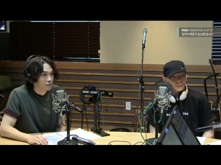 180809 Leo (VIXX) @ Kim Shin Young's Noon Song of Hope Visual Radio