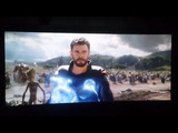 Best audience reactions to Thor's entrance in Infinity War