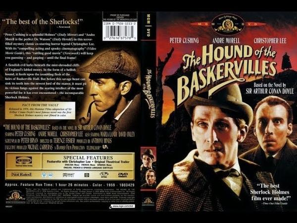 Grandes Clasicos en color::El perro de Baskerville *1959