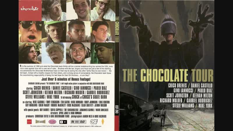 The Chocolate Tour Bonus (1080p)