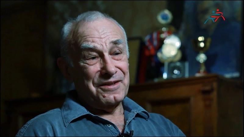 Фильм Ветераны самбо Дарашкевич Виталий Ростиславович