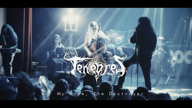 Tenebres – My Hope, The Destroyer [My Dying Bride Cover] RNI 2017 Live With Quartet