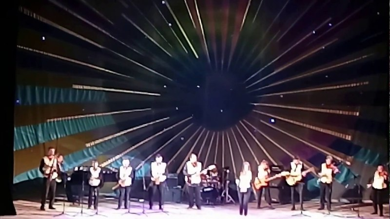 A-Tisket, A-Tasket. Гала - концерт ДШИ №6, Харьков, 30.04.2018
