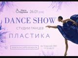 20190126 DANCE SHOW студии танцев П Л А С Т И К А