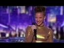 Sofie Dossi WOW! Gets Reba McEntire Golden Buzzer _ Judge Cuts 2 _Americas Got Talent 2016 _ Ep. 9