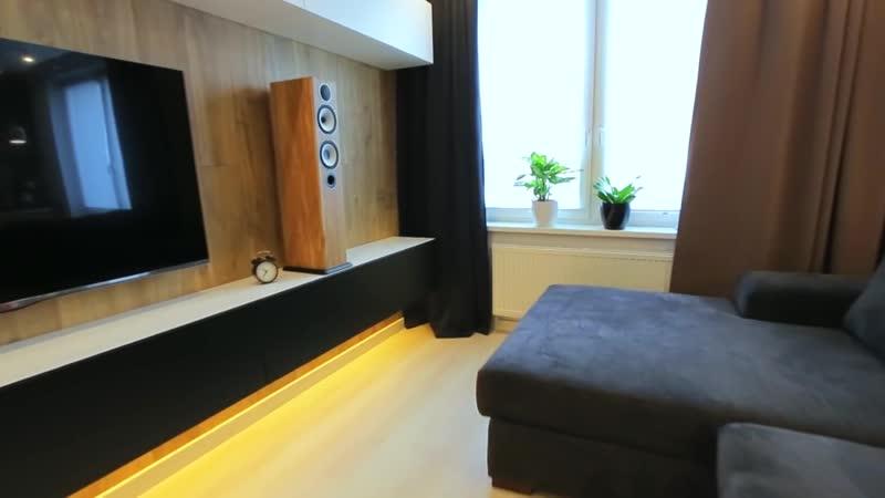 Обзор Квартиры 75 м2 Как сделать за копейки Ремонт Дизайн студия Katushhha