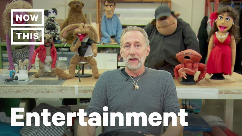 The Happytime Murders Brian Henson on Making R-Rated Puppet Movie | NowThis