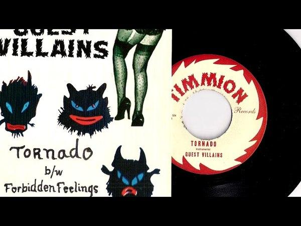 Guest Villains - Tornado [Timmion] 2011 Surf RB Garage Rocker 45