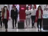Квинси Промес прибыл в Севилью и сходил на матч. 🇪🇸⚽️