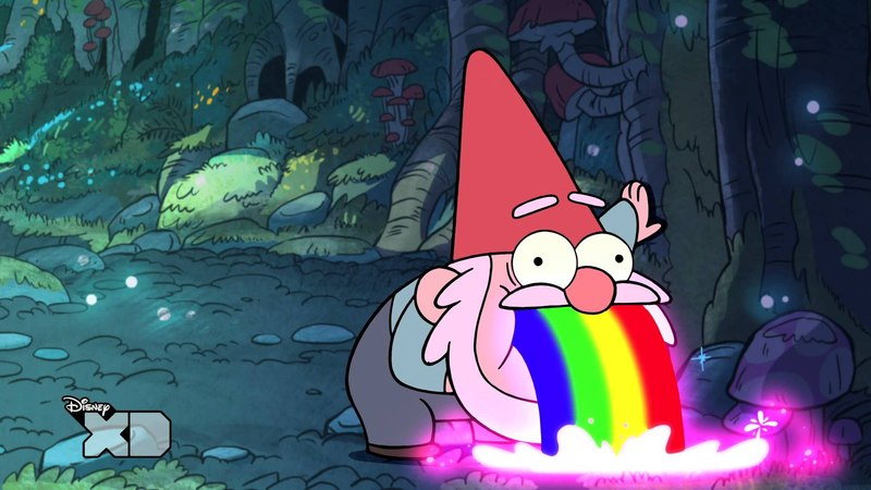 Barfing Rainbow Gnome: The Movie - Trailer