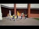 Фитнес-аэробика, танец Должны смеяться дети