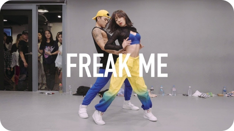 1Million dance studio Freak Me - Ciara (ft. Tekno) / May J Lee X Austin Pak Choreography