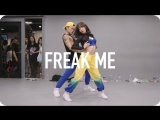 1Million dance studio Freak Me - Ciara (ft. Tekno) / May J Lee X Austin Pak Choreography