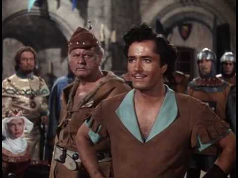 Фильм приключения Месть Робин Гуда 1950