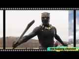 Mengagumkan Sebelum Dan Sesudah VFX Hollywood keajaiban VFX Black Panther # 8