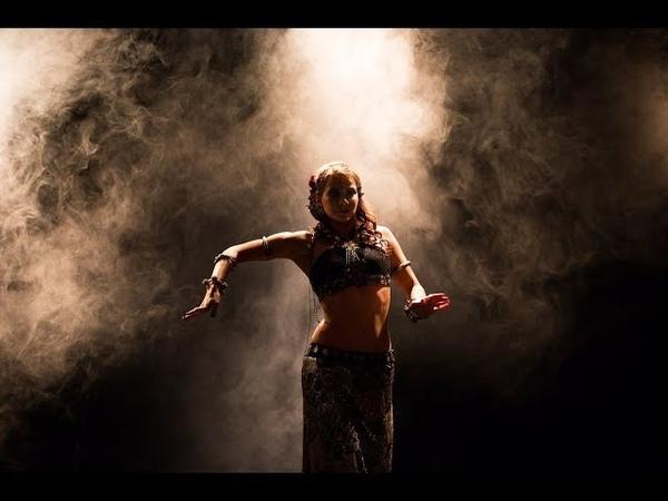 Милана - Sirin Tribe - tribal fusion @ Gala show RusTribal Fest RTF 11
