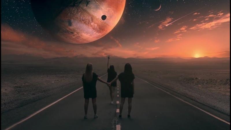 SEREBRO В КОСМОСЕ 🌏 Премьера клипа 2017