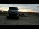 Водитель первый раз сел за руль Уаза на ТСН 74