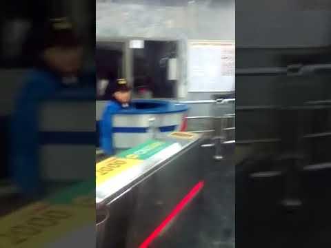Криминал персонала в Харьковском метро 2019 Пушкинская