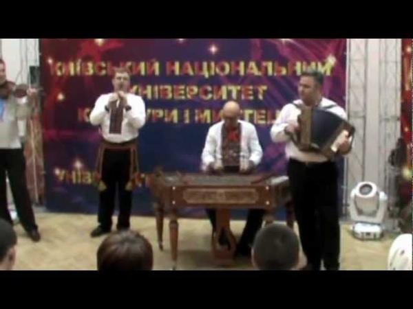 Танцювальні мелодії інстр група театру Берегиня
