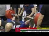 Виктор Найдёнов жим 412,5 кг