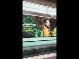 EXO Lay Yixing @ Beijing Airport