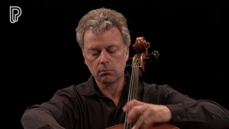 Violoncelle Thomas Zach joué par Raphaël Pidoux, Humoresque, D.Popper - Musée de la musique