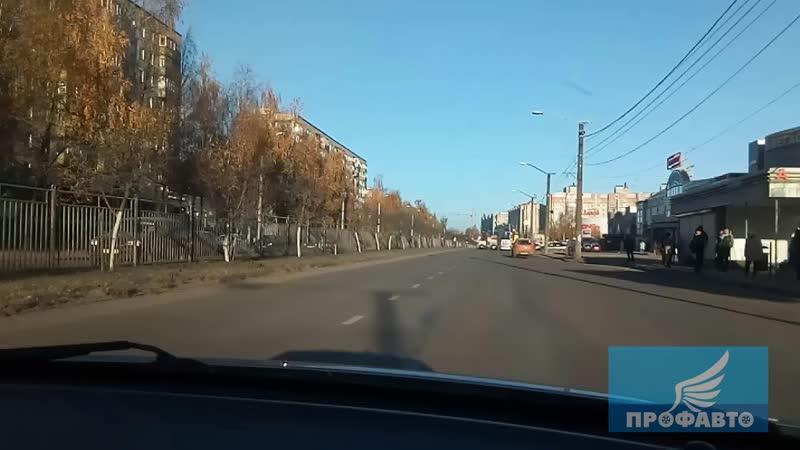 поворот с пр машиностроителей на ул орджоникидзе