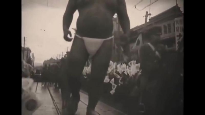 Кадры последнего представителя племени гигантов ЧаЧа