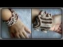 Кошелек - браслет, вязание крючком
