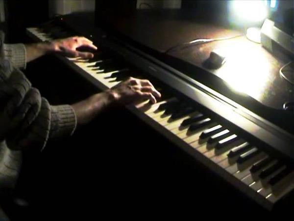 OST Saya no Uta - Shoes of Glass (piano)