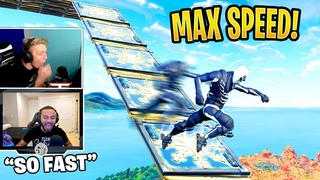 *NEW* CHILLER TRAP BEST PLAYS & Maximum Speed Trick! - Fortnite FUNNY & Best Moments!