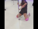 Alena Pona Exotic Pole Dance