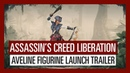 Merchandise - Assassin's Creed Liberation - The Assassin of New Orleans figurine