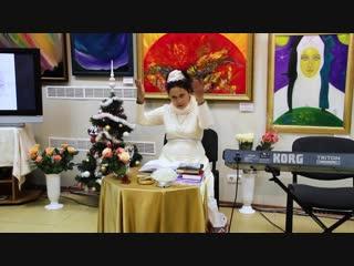 Виктория ПреобРАженская о ПростРАнстве Света Матери Мира (1)