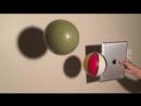 Тени притягиваются феномен называется shadow blister effect