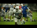 Training Camp Highlight All About Toughness