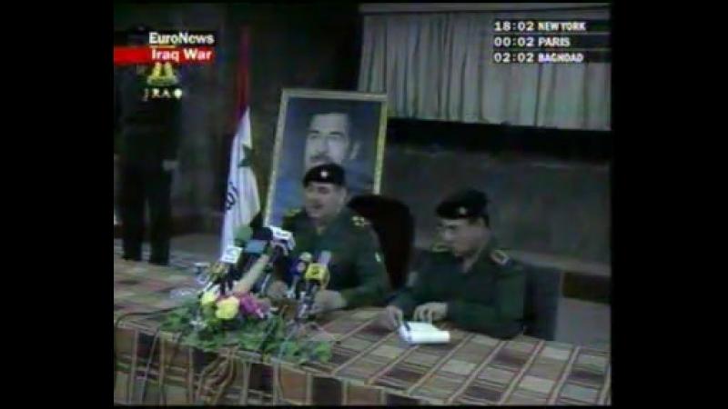 Ирак.21 марта,2003.Война в Ираке.
