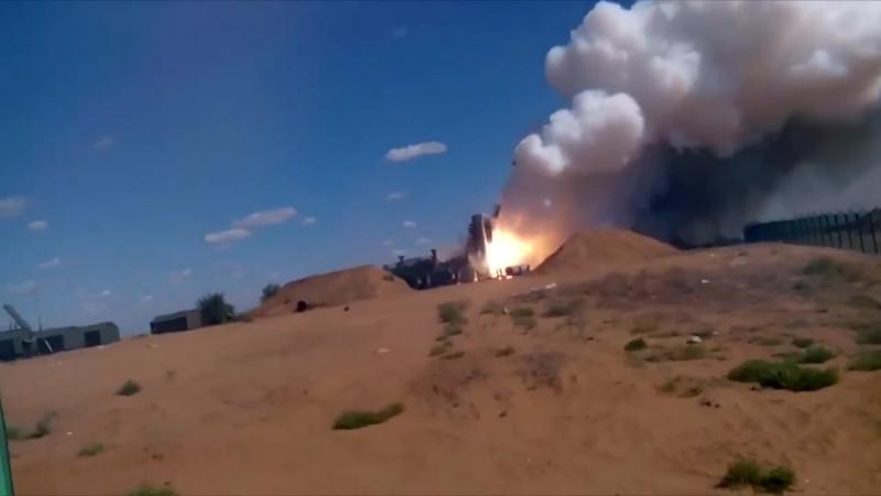 ЗРК С-300 ВКС россии снова жжет. Буквально.Запад шокирован,американцы трепещут