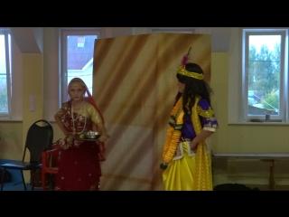 Спектакль Кришна Джанмаштами ЦВК 03.09.18