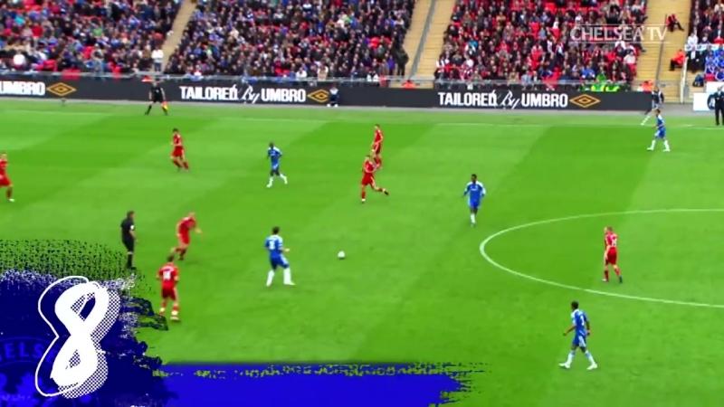 Топ-10 голов Челси в финале Кубка Англии