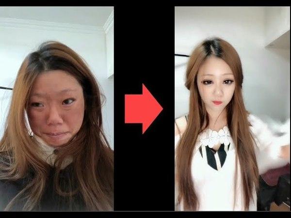 Vịt hóa thiên nga - Đỉnh cao của makeup - Makeup challenge - Makeup Art 6