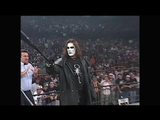 WCW Nitro 09.29.1997 - Sting attacks nWo 🦂