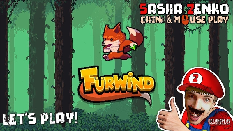 Furwind Gameplay (Chin Mouse Only)