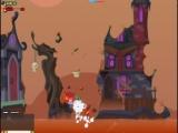 Вормикс Я vs Пылающие зомби (54 уровень)