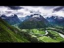 Великолепная Норвегия 4К качество