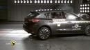 Euro NCAP Crash Test of Ford Focus