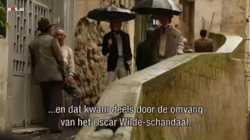 Oscar Wilde als boegbeeld Hij ontkende zijn homoseksualiteit niet Nieuwsuur